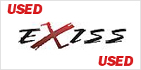 EXISS TRAILERS logo.