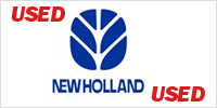 New Holland logo.